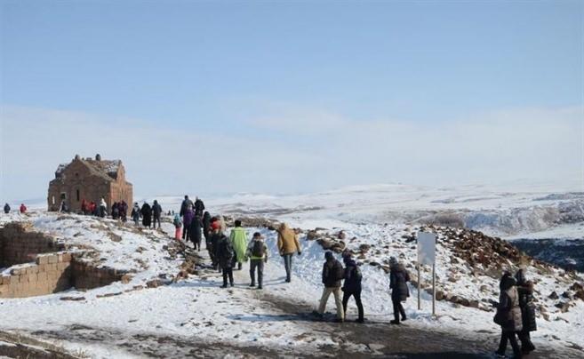 Doğu Ekspresi'yle ziyaretçi sayısını 3'e katladı