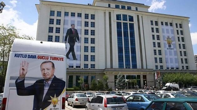 AK Parti'ye 7 bin 180 aday adaylığı başvurusu