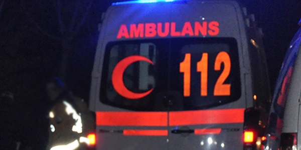 Cizre'de İki Katlı Ev Aniden Çöktü: 2 Ölü, 8 Yaralı