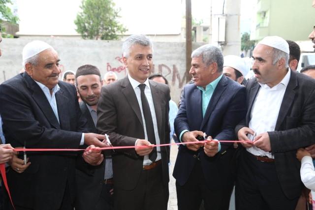 Cizre'de Nergizi Camii Açılışı Yapıldı