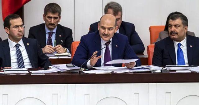 HDP'li vekilin sözlerine Bakan Soylu'dan sert yanıt: Yazıklar olsun, katliam yapan PKK'dır