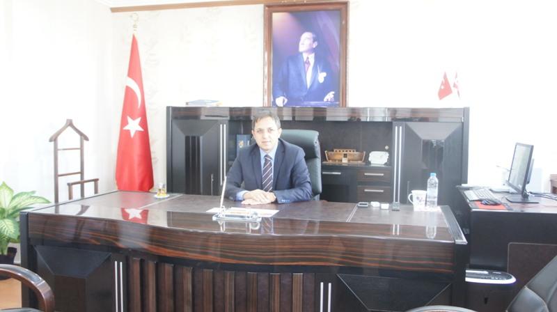 İdil Kaymakamı  ve Belediye Başkan Vekili Zafer SAĞ Göreve Başladı.