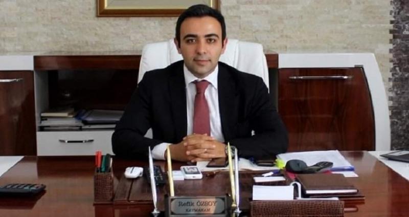 idil Kaymakamı ve Belediye Başkan Vekili Refik Özsoy'un Mevlid Kandili Mesajı...
