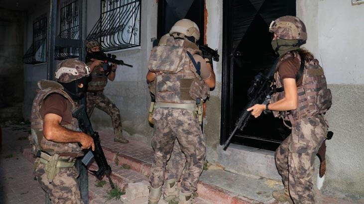 İdil'de 1 kişi PKK'ya katılmak üzereyken yakalandı
