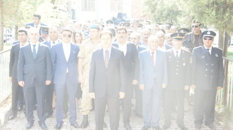 İdil'de Gaziler Günü Kutlandı