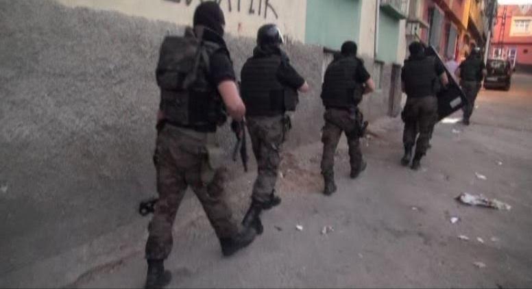 İdil'de PKK operasyonu: 5 şüpheli yakalandı