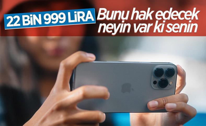 iPhone 13 modellerinin Türkiye fiyatları belli oldu