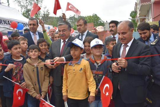Milli Eğitim Bakanı Yılmaz, Şırnak'ta