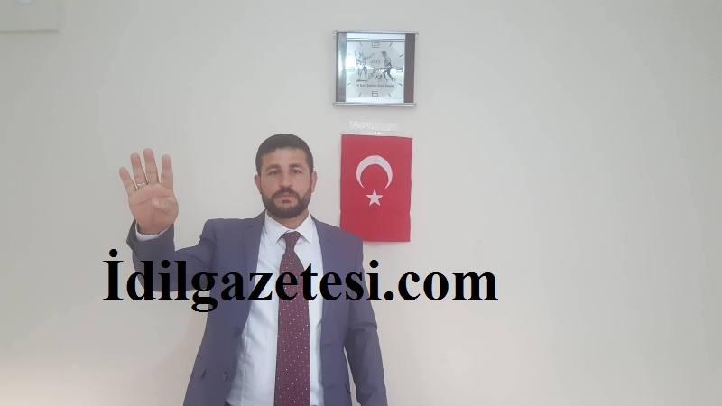 Saadet Partisi Şırnak Milletvekili Adayı Zeki Beğiş İstifa Etti.