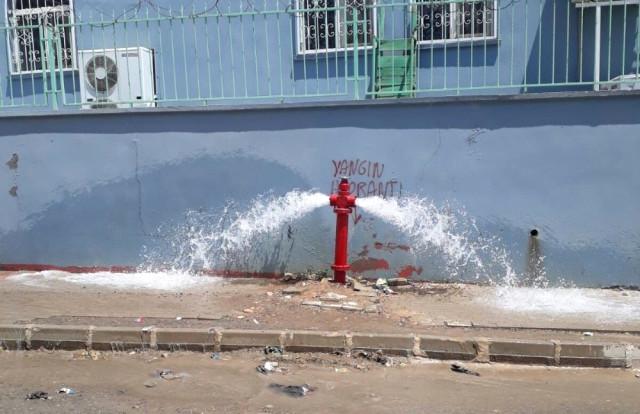 Silopi'de Arıtılmış Su Test Çalışmaları Devam Ediyor