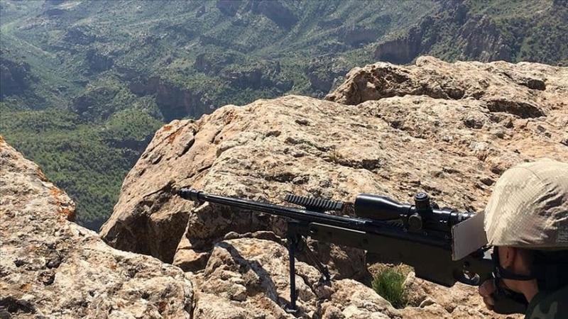 Şırnak kırsalında 6 PKK'lı etkisiz hale getirildi
