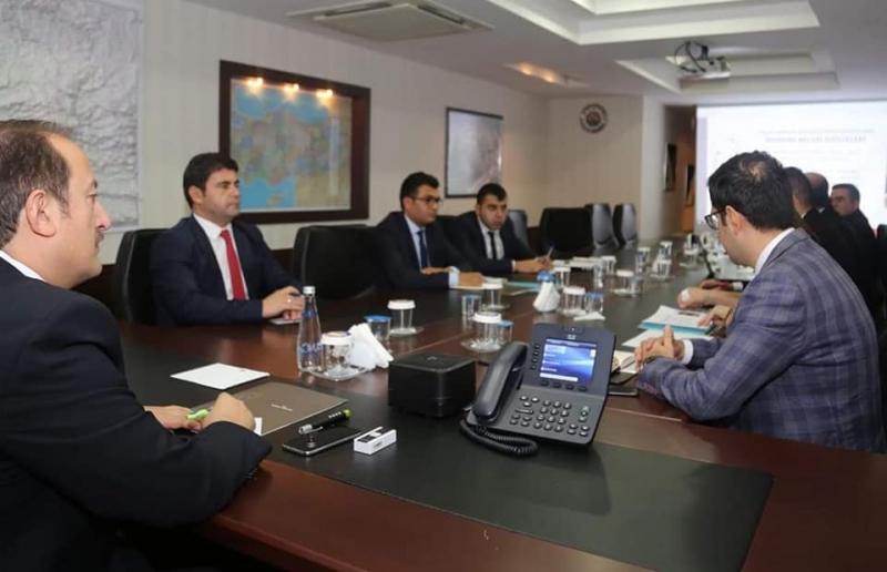 Şırnak Valisi Ali Hamza Pehlivan Başkanlığında Proje Değerlendirme Toplantısı Yapıldı