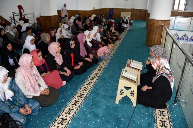 Şırnaklı Annelerden Asker için dua