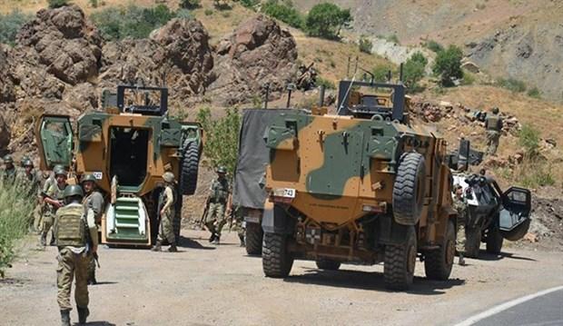 Şırnak'ta 56 Bölge, Özel Güvenlik Bölgesi İlan Edildi