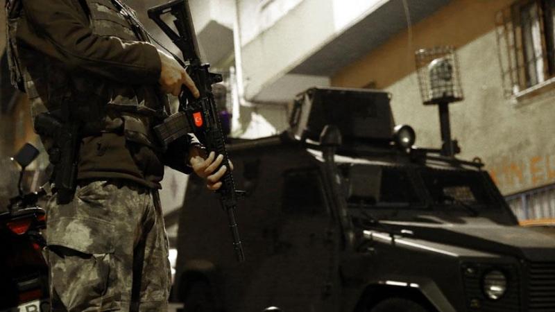 Şırnak'ta kaçakçılık operasyonlarında 63 şüpheli yakalandı