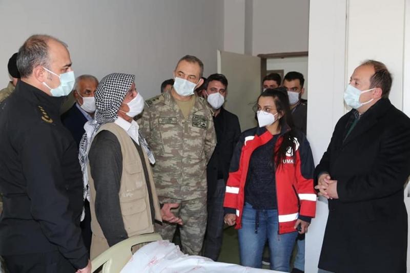 Şırnak'ta kömür ocağında göçük; 2 işçi yaralı, 1 işçi kurtarılmaya çalışılıyor