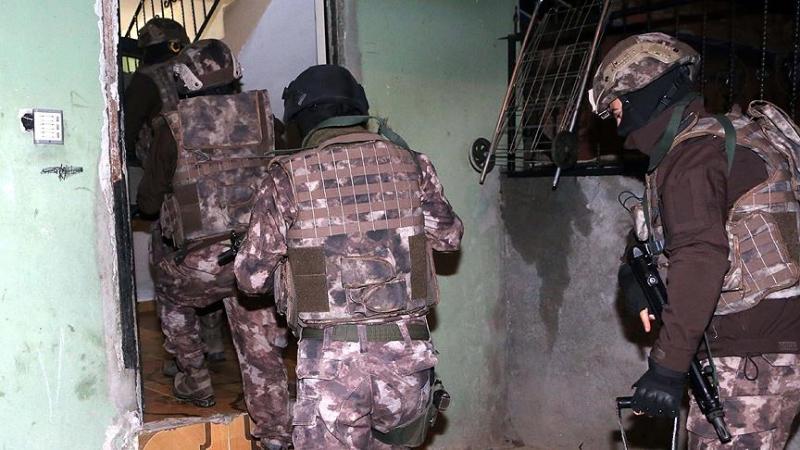 Şırnak'ta PKK Operasyonu: 34 Gözaltı