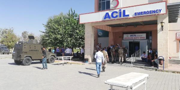 Şırnak'ta PKK'dan Mayınlı Tuzak: 2 Güvenlik Korucusu Şehit