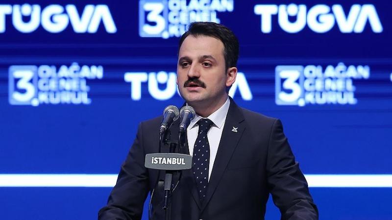 TÜGVA'nın Genel Başkanı Enes Eminoğlu oldu
