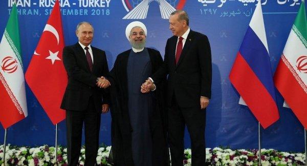 Türkiye-İran-Rusya arasında yerel para birimiyle ticaret dönemi