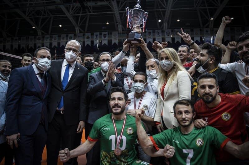 Yeni Kızıltepespor ve Cizre Belediyespor Efeler Ligi'nde
