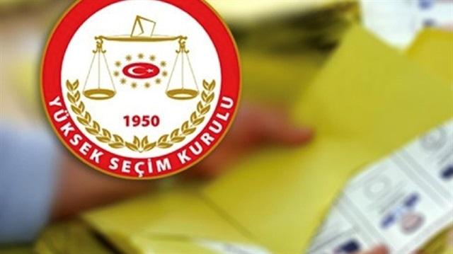 YSK siyasi reklam kurallarını belirledi