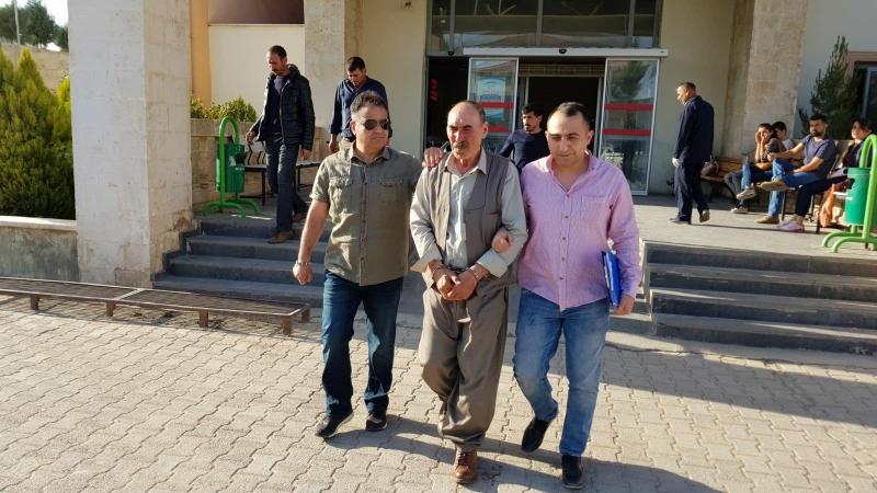idil'de 1 kişiyi öldürmek 4 kişi yaralamak suçundan 4 yıl sonra yakalandı