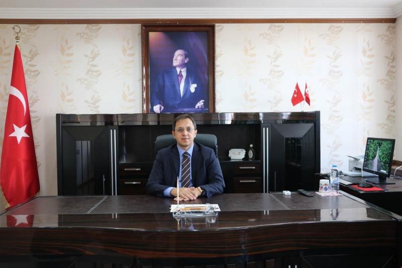 Kaymakam Zafer Sağ'dan 19 Mayıs Atatürk'ü Anma, Gençlik ve Spor Bayramı mesajı
