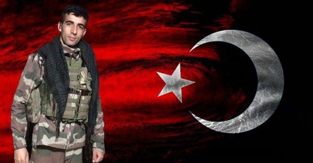 PKK ile çıkan çatışmada Uzman Onbaşı şehit düştü