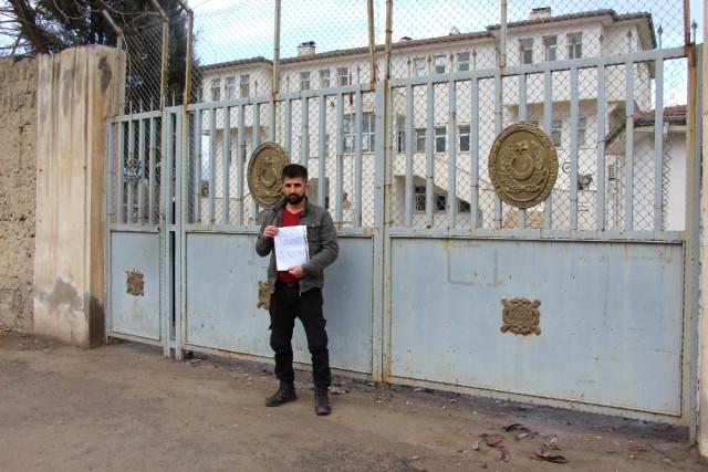 Silopili 2 Çocuk Babası Afrin'e Gitmek İçin Dilekçe Verdi
