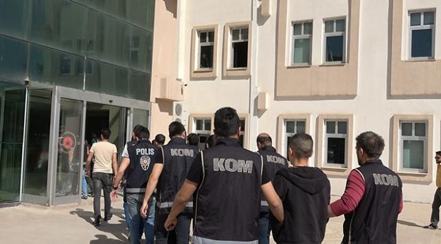 Şırnak Merkezli Uyuşturucu Operasyonu - 10 Kişi Tutuklandı