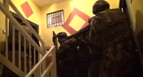 Şırnak'ta Pkk/kck Operasyonu: 7 Gözaltı