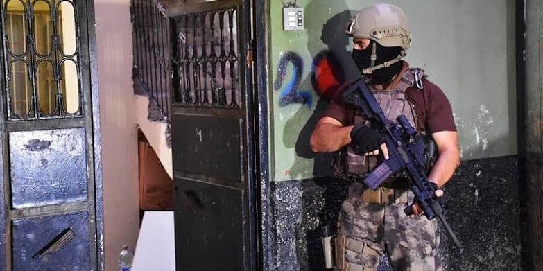 Şırnak'ta terör operasyonlarında 5 şüpheli gözaltına alındı