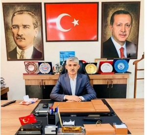 AK Parti İdil ilçe Başkanı Murat Ay'dan Ramazan Mesajı