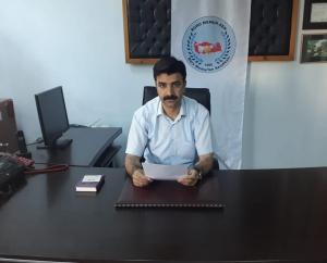 Büro Memur Sen Şırnak Şube Başkanı Mehmet Akdeniz: Yargı Reformu Paketi eksik ve sakattır'