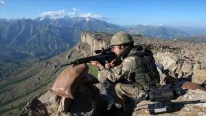 Habur'da 1'i Kadın 2 PKK'lı Teslim Oldu