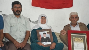 İdil Şehidi Mehmet Sait Barış Düğününü yapamadan PKK saldırısında Şehit oldu