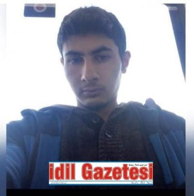 16 Yaşındaki İdil'li Genç intihar etti