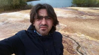 AA muhabiri Abdulkadir Nişancı'nın ayakkabısı bulundu