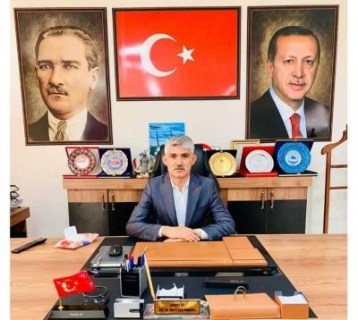AK Parti idil İlçe Başkanı Murat Ay'dan Ramazan-ı Şerif mesajı