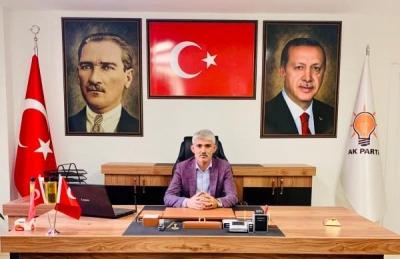 AK Parti İdil ilçe Başkanı Murat Ay'dan  yeni eğitim ve öğretim yılı mesajı