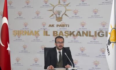Ak Parti İl Başkanı İbrahim Halil Erkan'dan yeni eğitim ve öğretim yılı mesajı