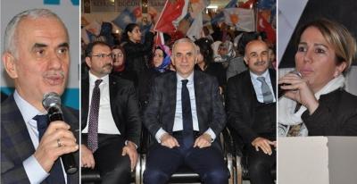 AK Parti İl Kadın Kolları 5. Olağan Kongresi gerçekleştirildi