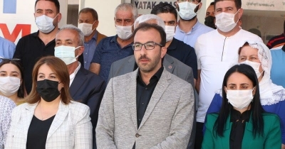 AK Parti Şırnak İl Başkanı: HDP'liler grubumuzu tehdit ediyor
