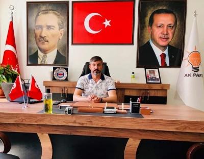 AK Parti Şırnak il Genel Meclis Üyesi Abdurrahim Karatay'ın  Ramazan Bayramı Mesajı