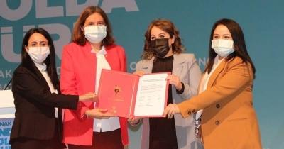 AK Parti Şırnak İl Kadın Kolları 6. Olağan Kongresi yapıldı