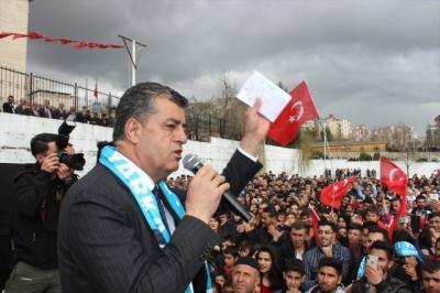 AK Parti Şırnak'ta, İlk Kez 3 İlçe Belediyesini Kazandı