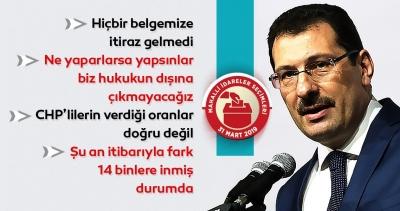 AK Parti'den son dakika İstanbul açıklaması