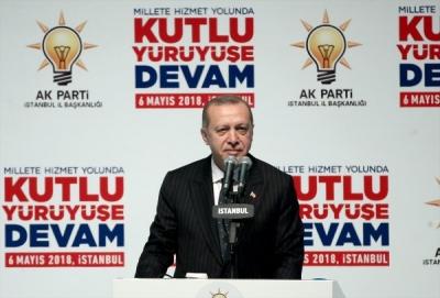 AK Parti'nin seçim manifestosu: Türkiye şahlanacak