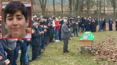 Almanya'da öldürülen 13 yaşındaki idil'li Sinan Toptik tuzağa düşmüş!